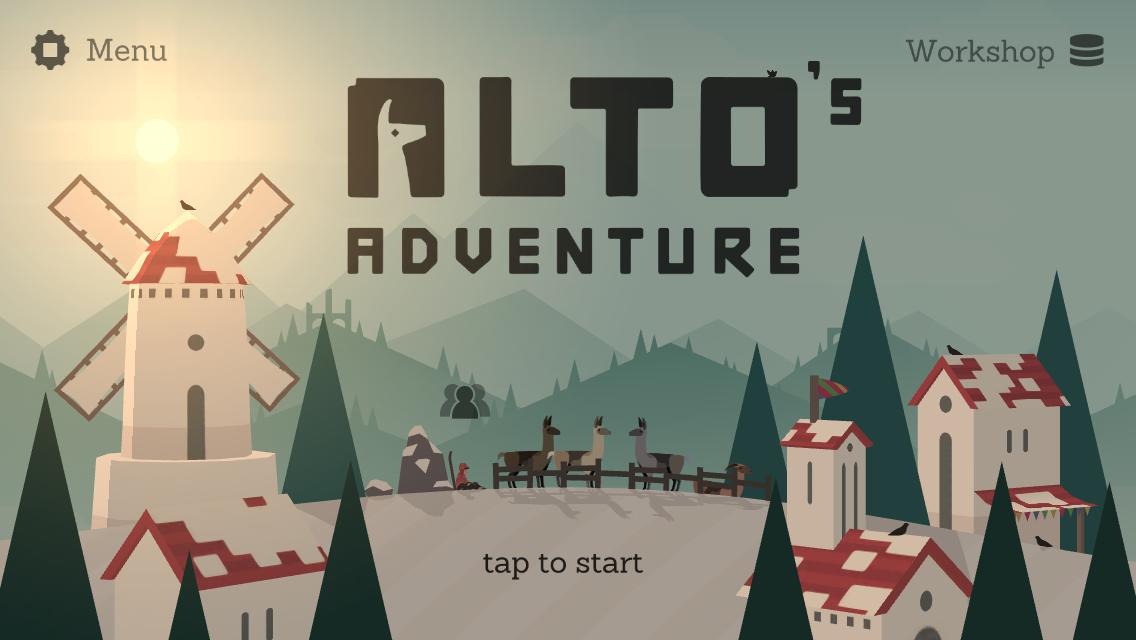 The Making of Alto's Adventure - Harry Nesbitt