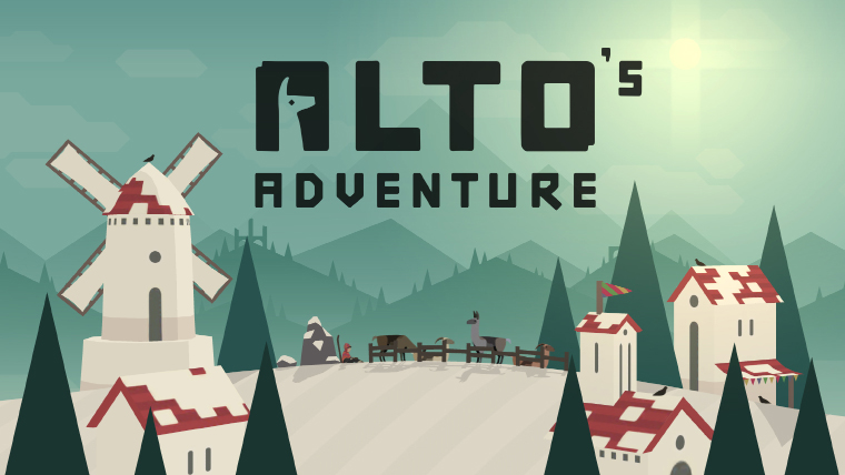 The Making of Alto's Adventure - Harry Nesbitt